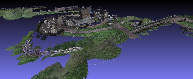 PLVS for Circus Maximus Mixed-Reality Experience