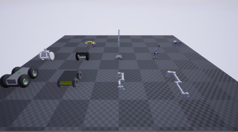 ROSIntegration for Unreal Engine 4.23